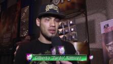 """Gilberto 'Zurdo' Ramirez: """"Dimos el mensaje de que los mexicanos somos gente de trabajo"""""""