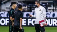 México podría rotar jugadores ante Costa Rica