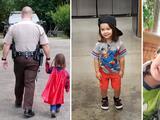 """""""Mi amiguito, mi mejor amigo"""" Niño de cinco años, hijo de un agente del alguacil en Georgia, muere por covid-19"""