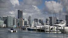 Calor intenso y probabilidad de lluvia, el pronóstico para esta tarde de viernes en Miami