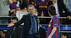 """Mourinho: """"Messi me ha hecho mejor entrenador"""""""