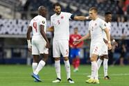 Canadá aprovechó las que tuvo un se metió a la Semifinal de la Copa Oro derrotando a Costa Rica.