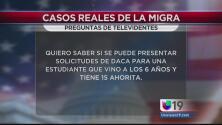 Casos reales de la migra: ¿A qué edad se puede presentar una solicitud de DACA?