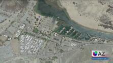 Choque de dos embarcaciones en la frontera entre Arizona y California deja a una persona en estado crítico y a cuatro desaparecidas