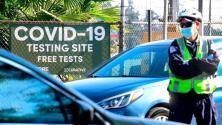 Revelan preocupante cifra sobre contagios con coronavirus entre bomberos y policías del condado de Los Ángeles