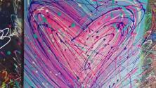 Este artista venezolano busca extender un mensaje de amor con su concepto 'Corazón de Fer'