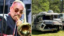 """Willie Colón en estado grave tras sufrir un accidente automovilístico """"potencialmente mortal"""""""