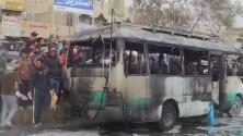 Al menos 39 muertos en un atentado con coche-bomba en Bagdad asumido por ISIS