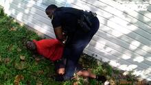 Cámara corporal de oficial de Florida muestra la peligrosa persecución contra un hombre armado