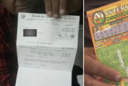Mexicano gana $750,000 en la Lotería de California, pero podría perder su dinero por no tener sus documentos al día