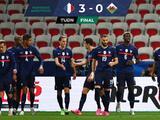 Goles y videos: Benzema falla penal y Griezmann marca golazo en triunfo de Francia