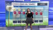 Tiempo en Puerto Rico: altas temperaturas y bruma para este jueves