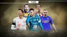 Platillos espectaculares en la agenda futbolística de esta semana