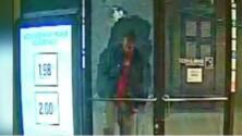 Buscan a ladrón de banco en Manteca