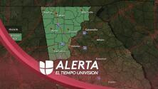 Vigilancia por inundaciones repentinas para varios condados de metro Atlanta