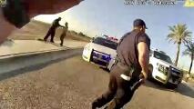 Buscan a los responsables del tiroteo cerca de la Avenida 95 y McDowell en Phoenix