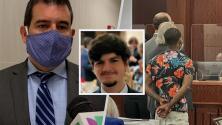 """""""Él está libre y mi hijo en una caja"""": padre de David Castro tras liberación del sospechoso de asesinarlo"""