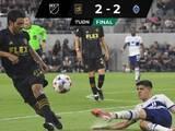 """Carlos Vela lideró remontada de LAFC ante el """"cafetero"""" Vancouver"""