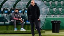 """Zidane tras empate al Eibar: """"Todos vamos a perder puntos"""""""