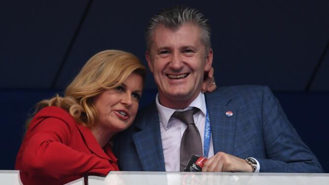 Davor Suker deja la presidencia de Federación de Futbol de Croacia