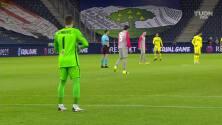 Resumen del partido FC Red Bull Salzburg vs Villarreal