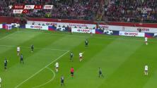 Llegó la 'manita' en Varsovia: Piatek selló la goleada a San Marino