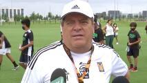 Miguel Herrera considera que su Tigres es un equipo más ofensivo