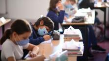 Reportan al menos 83 casos de coronavirus tras el regreso a clases presenciales en la ciudad de Nueva York