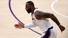 Por tema de patrocinio... LeBron James usará nuevo número en Lakers