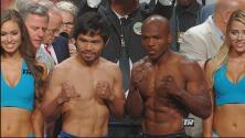 Manny Pacquiao y Timothy Bradley ligeritos para su tercera pelea