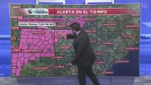 Activan alerta por tormenta invernal en Atlanta este martes
