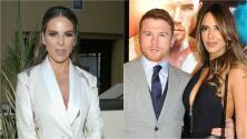 Así respondió Kate del Castillo a pregunta sobre la relación de su amigo 'Canelo' con Shanon de Lima