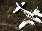 Avión sufre accidente en Palo Alto tras golpear líneas eléctricas