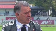 Martino le reveló a UDN que siempre tuvo la idea de dirigir en México