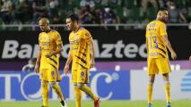 Tigres recupera dos jugadores para enfrentar a Atlas