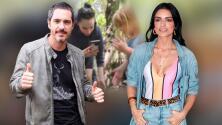 La hija de Mauricio Ochmann y Aislinn Derbez ya convive con la nueva novia de su papá