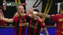 ¡GOOOL! Franco Escobar anota para Atlanta United FC