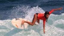 Surfista salvadoreña muere víctima de un rayo