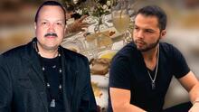 """Le sale muy caro al g""*% de papá"": Pepe Aguilar (y su bolsillo) sufren con la lujosa comida de su hijo Leonardo"