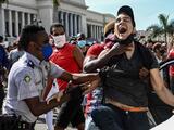 Familiares acusan al régimen cubano de mantener incomunicado al joven Rolando Remedios por participar en las protestas