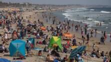 Playas del sur de California, el punto favorito para disfrutar del feriado del Día de los Caídos