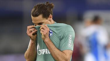 El Schalke 04 del estadounidense Matthew Hoppe ha descendido