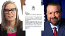 Piden investigar interferencia de Trump y sus aliados en las elecciones de Arizona
