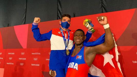 Cuba, con seis medallas, encabeza gran día para latinoamericanos