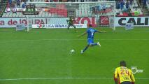 Polémico penal a favor de Cruz Azul y Caraglio igualó el juego