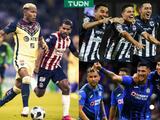 América es líder en Grita México A21 y Monterrey aprieta para jornada doble