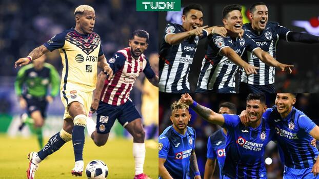Rayados aprieta al América de cara a la jornada doble en México