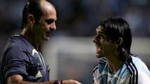 Exfutbolista argentino fue asaltado con piedras y tabiques