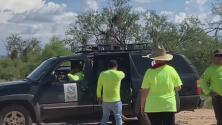 La organización Capellanes del Desierto busca a inmigrantes desaparecidos