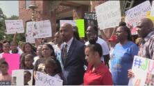 Piden justicia por la muerte de joven a manos de policía de San Antonio